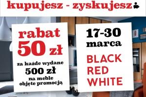Im więcej kupujesz, tym więcej zyskujesz w Black Red White