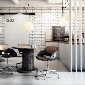 Krzesło G02 marki Sitag. Fot. Sitag