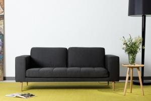 """""""Markus"""" - sofa w czerni"""