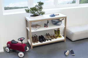 12 sposobów na przechowywanie butów