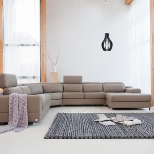Sofa modułowa Genesis. Mebel możemy dopasować do swoich potrzeb. Fot. Bizzarto