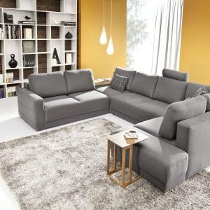 Sofa modułowa Mod pozwala tworzyć dowolne układy i kompzycje meblowe. Fot. Etap Sofa