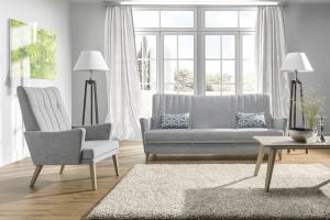 Nowoczesna sofa. Wybieramy model trzyosobowy
