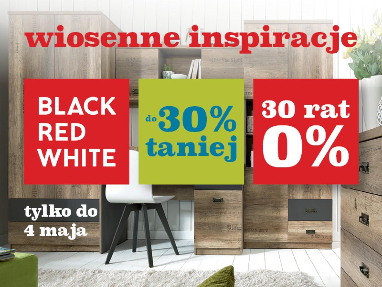 Design Wiosenne Inspiracje W Niższych Cenach Od Black Red