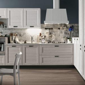 Spokojna klasyka sprawdza się w kuchni. Fot. Stosa