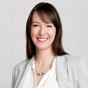 Zuzanna Mikołajczyk, dyrektor ds. marketingu i handlu, członek zarządu Mikomax Smart Office. Fot. Mikomax
