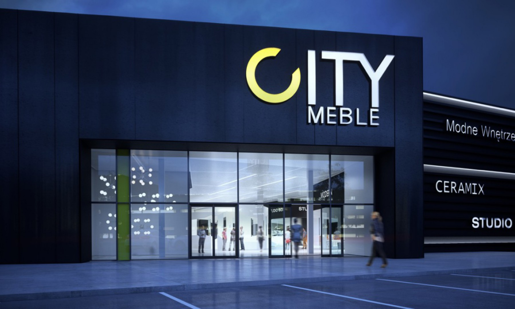 Galeria Wnętrz City Meble. Fot. Archiwum
