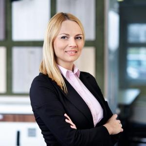 Sylwia Lasota, kierownik ds. marketingu i sprzedaży w firmie Interprint. Fot. Interprint