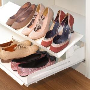 Półki na buty. Fot. Peka