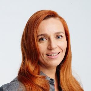 Katarzyna Jaros-Puzio, dekorator wnętrz i projektant IKEA. Fot. IKEA