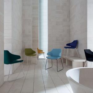 Krzesła Meraviglia. Fot. Luxy