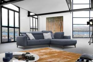 Narożnik do minimalistycznych salonów
