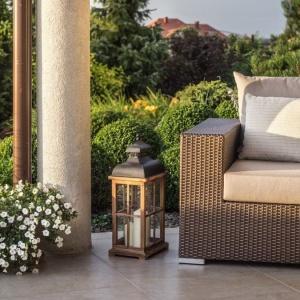 Fotel ogrodowy marki Doram Design. Fot. Doram Design