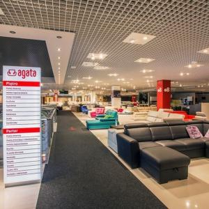 Wiosna 2016 roku sieć salonów Agata powiększyła się o salon w Częstochowie. Fot. Agata
