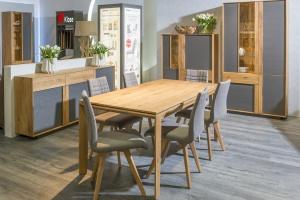 Jakie stoły do jadalni najchętniej kupują klienci?