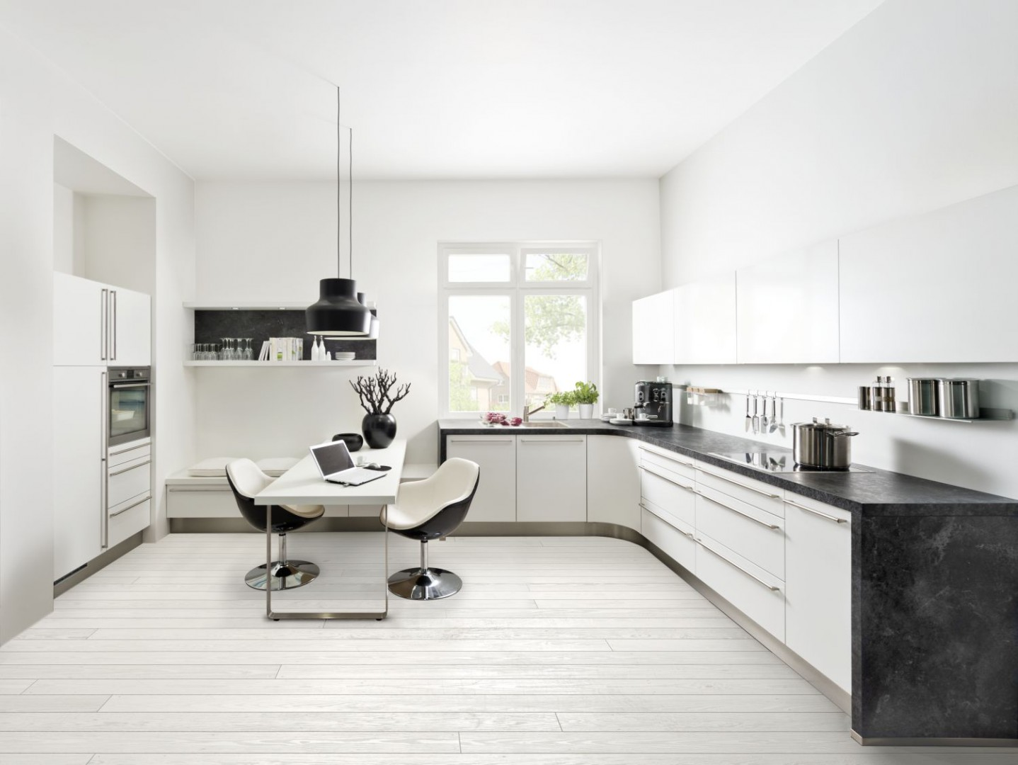Urządzamy 20 Białych Kuchni Piękne Gotowe Projekty