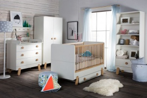 Pokój dziecka. Piękne łóżeczka niemowlęce