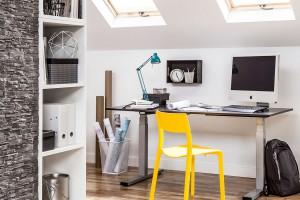 5 pomysłów na miejsce do pracy w domu
