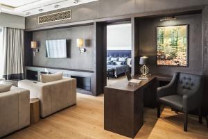 Polskie meble w hotelach i restauracjach