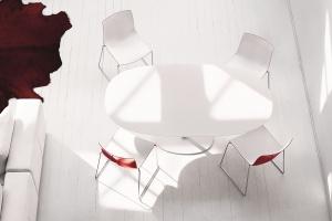 Stoły i stoliki - inspiracje z Mediolanu