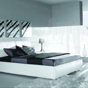 Łóżko Solaris. Fot. Bydgoskie Meble