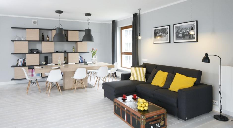 Otwarta przestrzeń w mieszkaniu - jak ją umeblować?