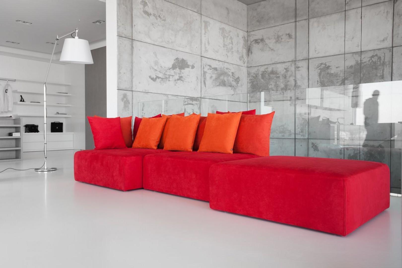 """Sofa """"Le Monde"""" firmy Noti. Fot. Noti"""