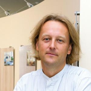 Krzysztof Bogdanowicz, design development manager Impress Decor Polska. Fot. Impress Decor