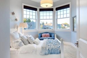 Aranżacja sypialni. Wnętrza w nowojorskim stylu