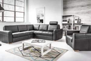 10 pomysłów na sofę w salonie