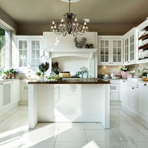 Kuchnia z wyspą - Vigo. Fot. Max Kuchnie/Vigo