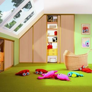 Pokój dla małego dziecka. Fot. Komandor