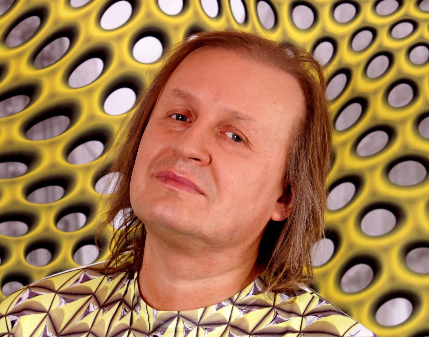 Przemysław Mac Stopa. Fot. Archiwum