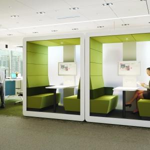Koncepcja urządzania biura Mikomax Smart Office