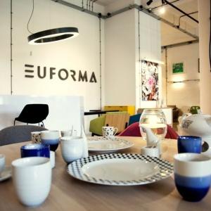 Showroom Euforma w Bydgoszczy.