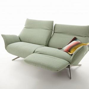 Sofa Evita z funkcją relaksu. Fot. Koinor