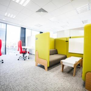 Siedziba firmy AstraZeneca. Projekt: Massive Design. Fot. Mikomax Smart Office