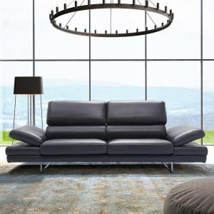 Sofa Bruno Divano nadaje się zarówno do wnętrz mieszkalnych, jak i do biura. Fot. Caya Design