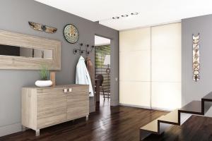 Ekspert radzi: szafy przesuwne do przedpokoju
