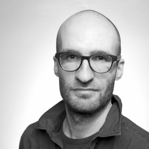 Paweł Grobelny, projektant. Fot. Cezary Hładki