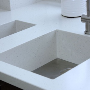 Blat mineralno-akrylowy Geta Core. Fot. Manufaktura Łomża