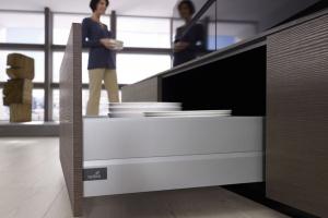 Indywidualizacja systemów szuflad