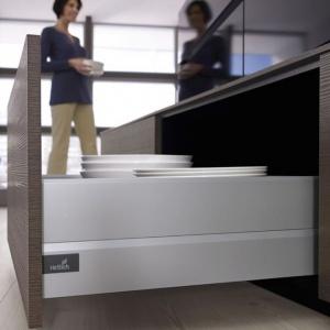 System do szuflad ArciTech firmy Hettich.
