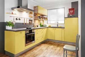 Producent poleca: kuchnia w letnich kolorach
