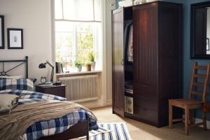 Meble do małej sypialni - pomysły producentów