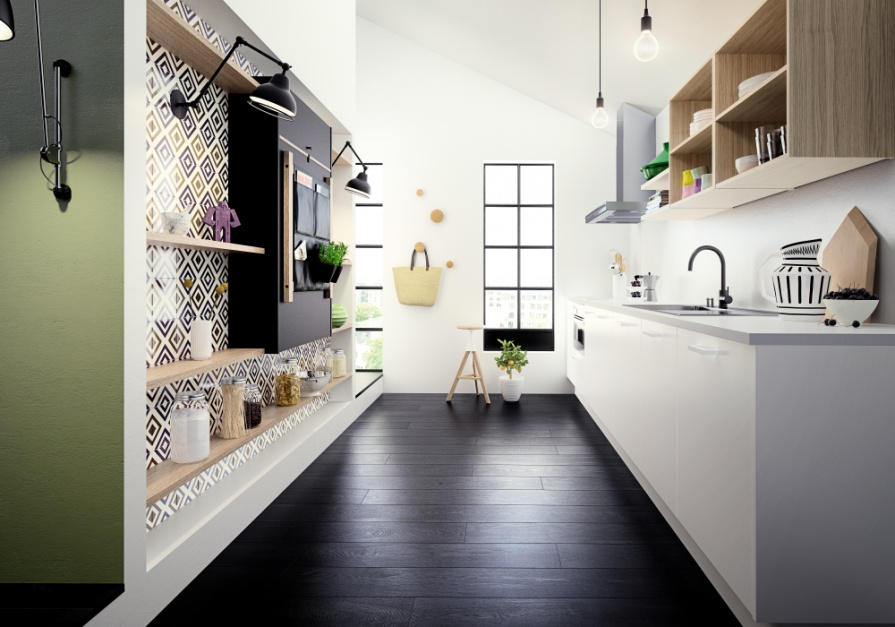 Urządzamy  Nowoczesna kuchnia 20 pieknych zdjęć  meble com pl -> Urządzamy Mieszkanie Kuchnia