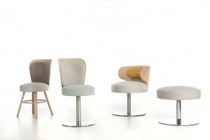Seria eklektycznych foteli
