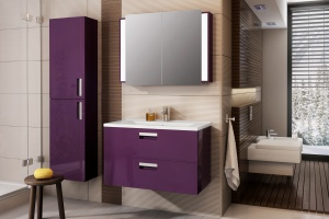 """""""Vigo"""" - łazienka w kolorze"""