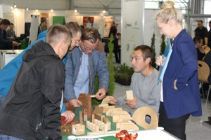 Konkurs dla uczniów szkół drzewnych