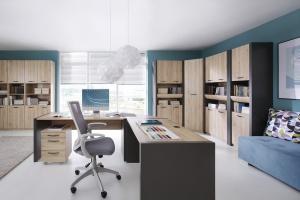 Meble biurowe. Wygodne i komfortowe propozycje